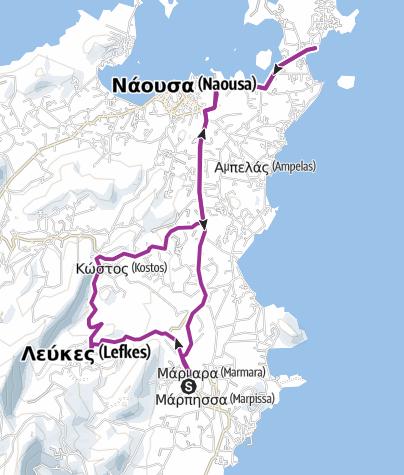 Map / Paros 27/07/14 19.37