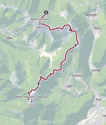 Map / Martina-Riella