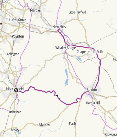 Map / Macclesfield_to_New Mills