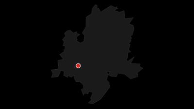 Karte / Eistobel