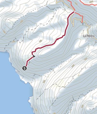 Mappa / Masca Tenerife 7 gen 2019 14:09:29