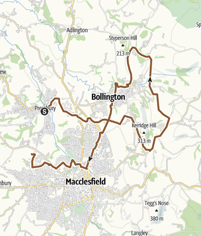 Map / Xmas Route