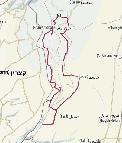 Mappa / From Daraa to 7