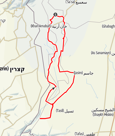 Map / Route 4 Aug 2019 at 13:28