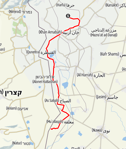 Map / route to 85