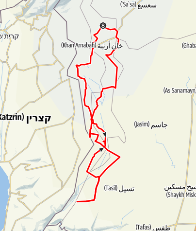 Map / ADP W/OGG 5th Sept