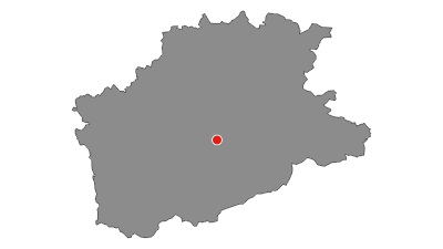 Karte / Die linkselbischen Steine