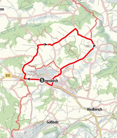 Karte / Heimenkirch RW3