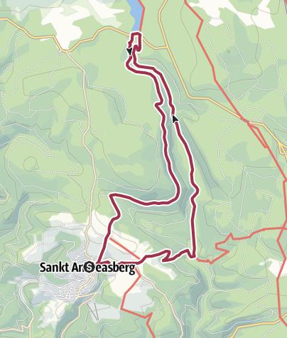Karte / Zum Oderteich