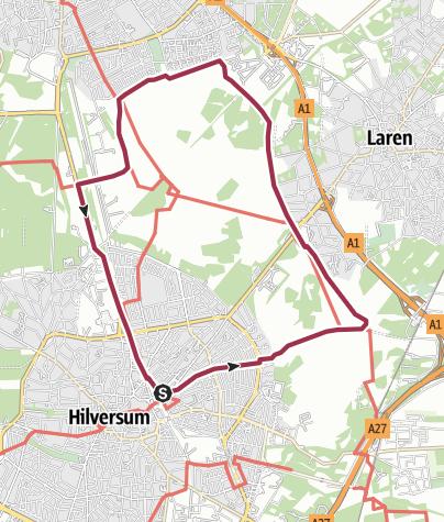Map / Wandel BWZ Heide Hilversum