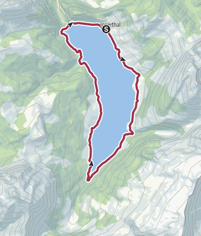 Map / Wägitalersee