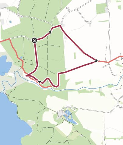 Map / Broby Vesterskov