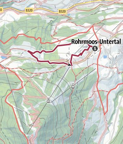 Karte / Märchenweg