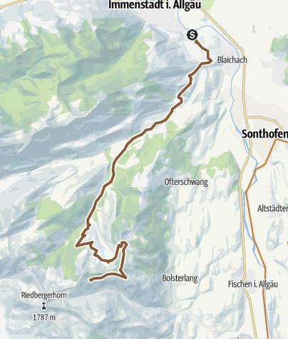 Map / Allgäu First
