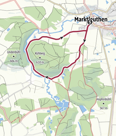 Map / Marktleuthen 2