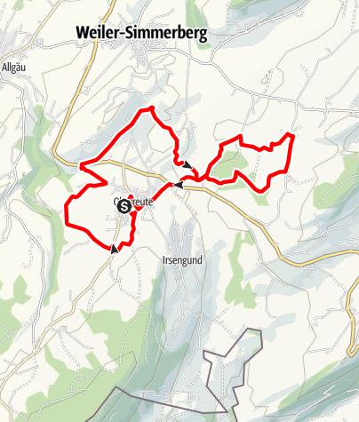 Karte / Oberreute R15