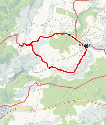 Karte / Eschacher Weiher