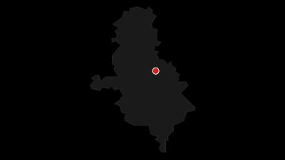 Mapa / Vogtland Panorama Weg® – Ein Rundkurs mit einem technischen Denkmal von Weltrang
