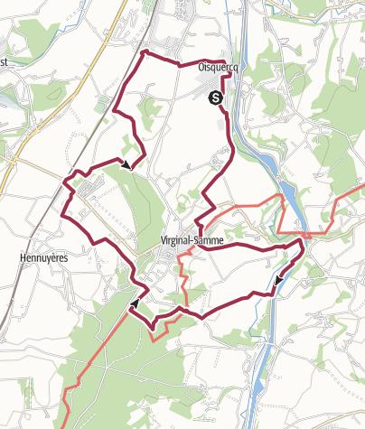 Map / Circuit, 12 nov. 2014 17:36:36