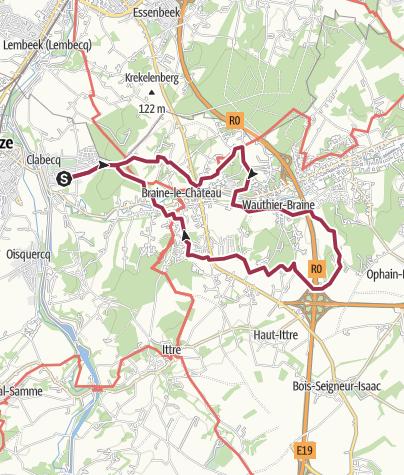 Map / Tracé 11 nov. 2014 09:05:37