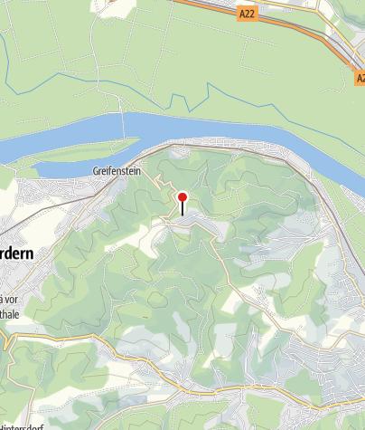Karte / Obelisk bei Hadersfeld