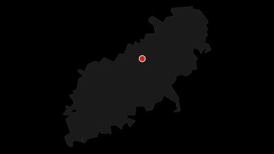 Karte / Albsteig (HW1) – Etappe 8 – Von Owen nach Bad Urach