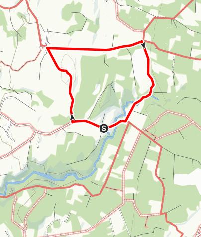 Karte / T1 Mythenweg (Themenweg Tobias)