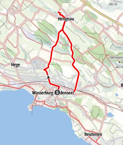 Karte / Nonnenhorn R2 Martinshöhe