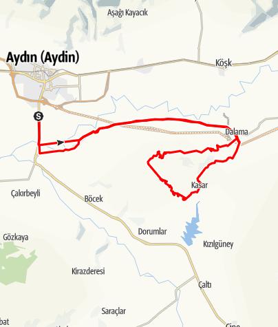Map / Track Mar 14, 2016 4:13:19 PM