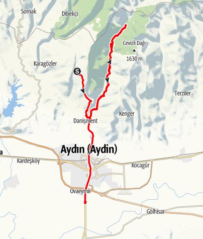 Map / Track Mar 9, 2016 3:49:38 PM