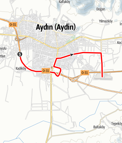 Map / Track Feb 17, 2015 6:05:18 AM