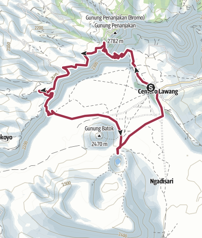 Map / Bromo en boucle