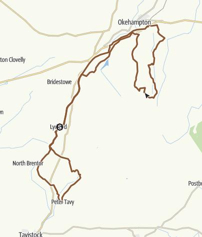 Map / Dartmoor Epic - North Loop