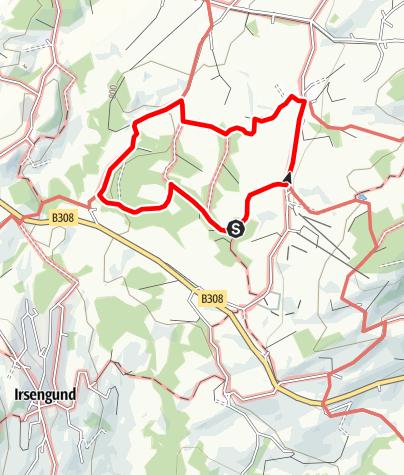Karte / Stiefenhofen R17