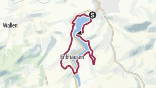 Map / Rundweg um den Hennesee (A8)