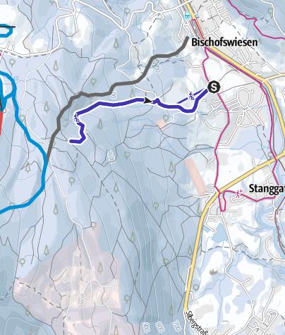Karte / Bischofswiesen