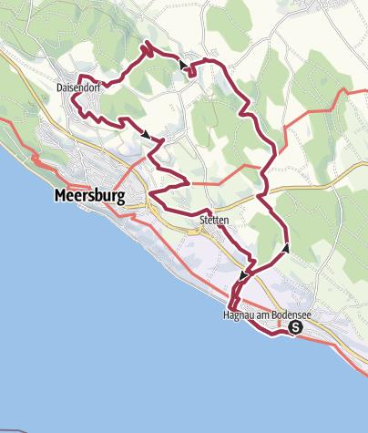 Karte / Zur idyllischen Wallfahrtskapelle Baitenhausen