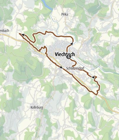 Karte / Pfahl-Runde