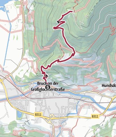 Map / Bruck: Erlhofplatte 444
