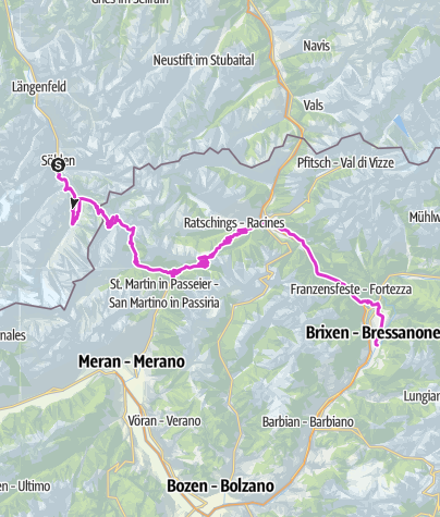 Map / Transalp RTB 2