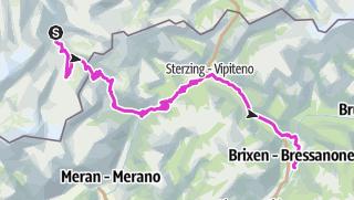Mapa / Transalp RTB 2