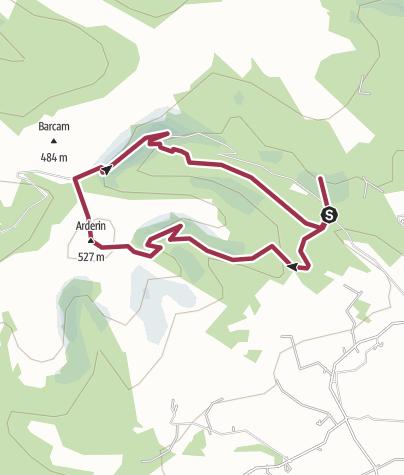Map / Track 3 Apr 2015 15:41:23