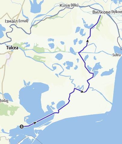 Térkép / Route, Apr 23, 2015 1:17:01 PM