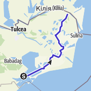 Map / Route, Apr 23, 2015 1:17:01 PM