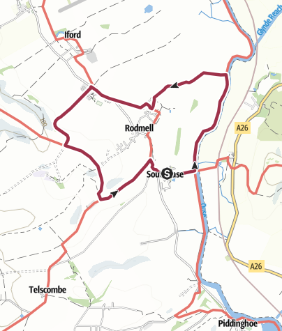 Map / Track 24 Apr 2015 08:19:54