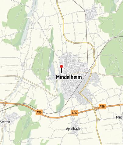 Hotel Kunstmuhle Mindelheim Hotel Outdooractive Com