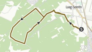 Mappa / Laag-Soeren 14.56 km