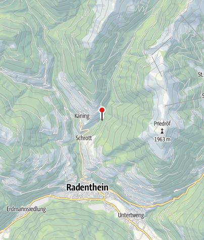 Karte / Mühlenweg