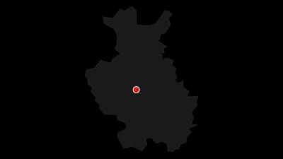 Karte / Dünenpfad Augustdorf- Rundwanderweg