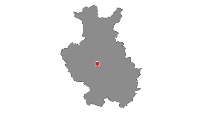 Kaart / Rondtocht met dünenpfad - Zand zoals aan zee: de Senne-duinen
